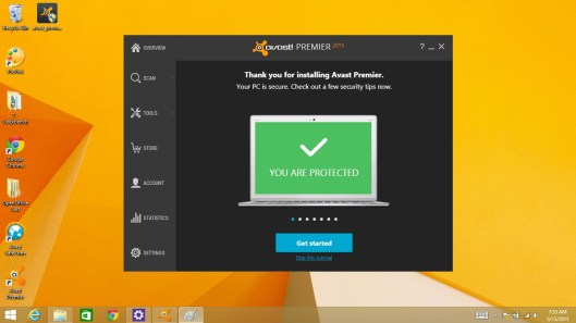 Avast premier License File