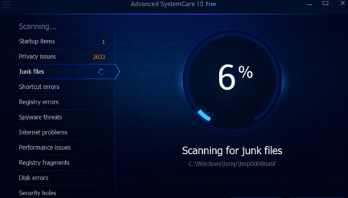 Advanced SystemCare Key