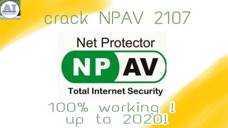 [NPAV] Net Protector Antivirus 2018 Crack
