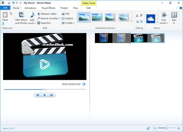Windows Movie Maker Crack + Registration Code 2020 {Updated} Free