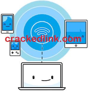 Connectify Hotspot Pro 2021 Crack With License Key Latest Free Download