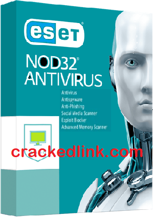 ESET NOD32 AntiVirus 14.0.22.0 Crack With License Key 2021 Free Download