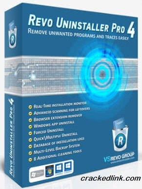 Revo Uninstaller Pro 4 4 2 Crack Plus Serial Number 2021 Free Download