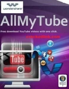Wondershare AllMyTube 7.4.9.2 Crack Plus Registration Code 2020 {Updated}