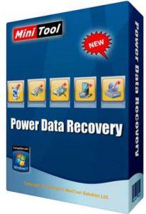 MiniTool Power Data Recovery 7 Crack
