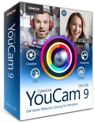 CyberLink YouCam 9.1.1927.0 Crack With Registration Key 2021 [Latest]