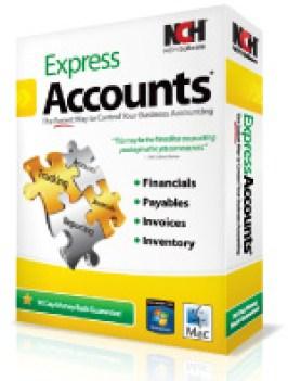 Express Accounts Accounting Software 9.01 Crack + Keygen 2021
