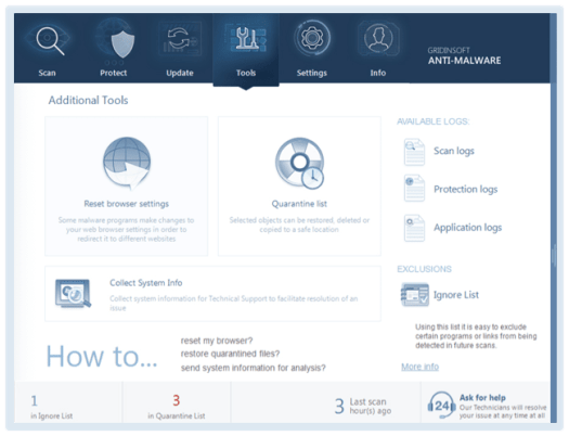 GridinSoft Anti-Malware 4.1.92 Crack Plus Activation Code 2021