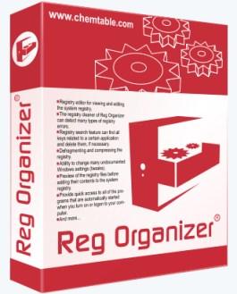 Reg Organizer 8.70 Crack + Registration Key 2021 Pc Download