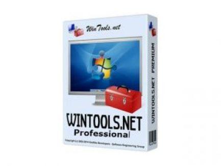 WinTools.net Professional 21.3 Crack + Registration Key Download 2021