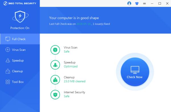 360 Total Security 10.8.0.1296 Crack With Premium Key [Download] 2021