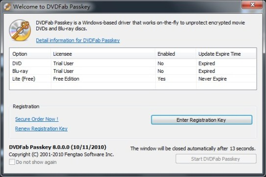 DVDFab Passkey Lite 9.4.1.1 Crack With Serial Number 2021 Is HERE