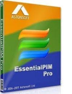 EssentialPIM Pro Business 9.9 Crack With Serial Key Latest (2021)