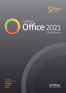 SoftMaker Office Professional 2021 Crack + Serial Key (Mac/Win) Latest