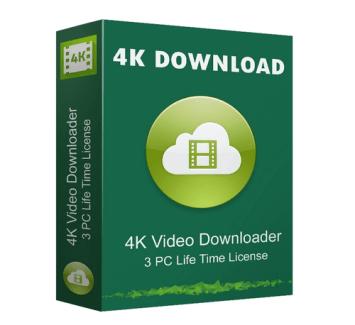 4K Video Downloader 4.16.3 Crack + Keygen 2021 Full Download