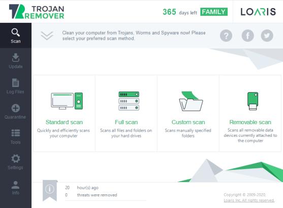 Loaris Trojan Remover 3.1.741643 Crack + Keygen Free [Download] 2021
