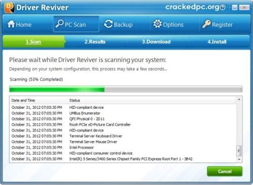 driver reviver crack 2021