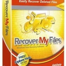recover my files Crack 2021