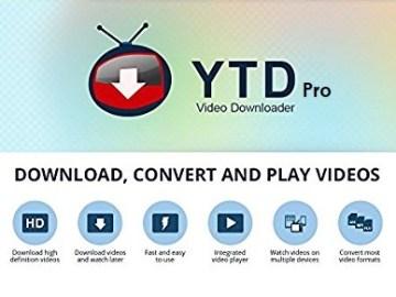 YTD Video Downloader Crack 2022