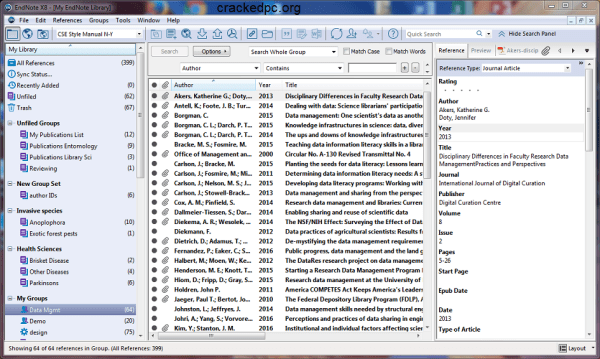 endnote Cracked 2021