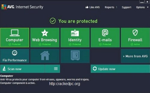 avg internet security crack 2021