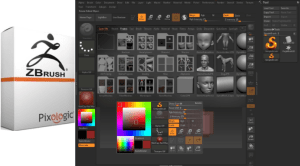Pixologic ZBrush 2019 Crack With Serial Codes Full Free Here!