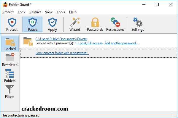 Folder Guard 19.9.0 Crack With License Key [2020]