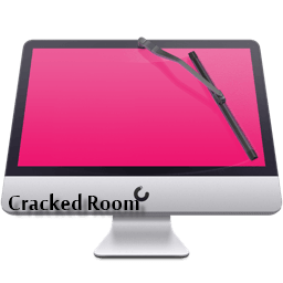 logo of cleanmymac x 4.6.3 crack latest version