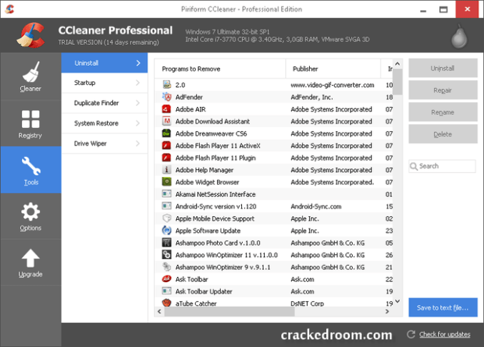 get full torrent for ccleaner