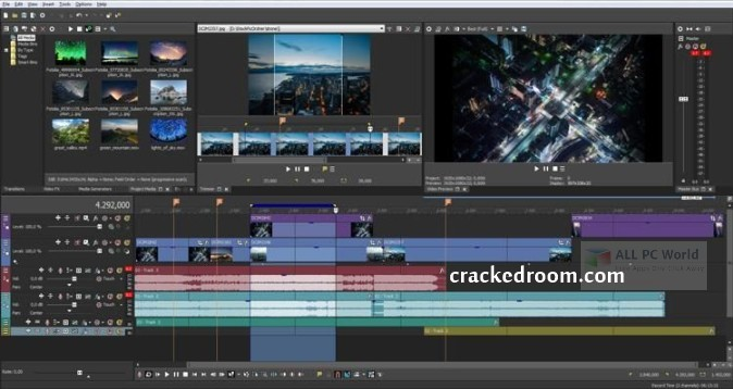 get the full torrent for sony vegas pro
