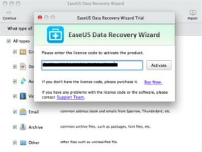 EaseUS Data Recovery Crack
