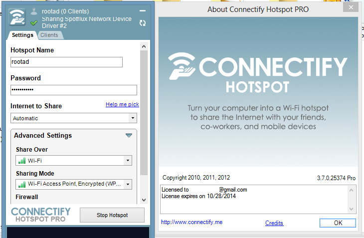 connectify hotspot crack free download for windows 7