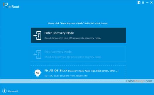 Tenorshare Reiboot Pro 6.9.3.0 Crack + Serial Key Testado