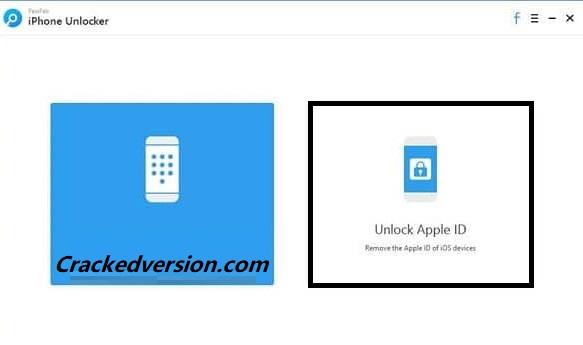 PassFab iPhone Unlocker Crack Activation Key