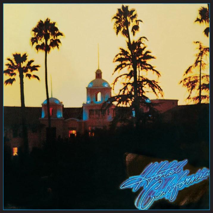 The Eagles - Hotel California Vinyl