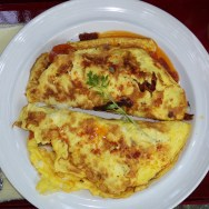 Image of Pizza Omelet
