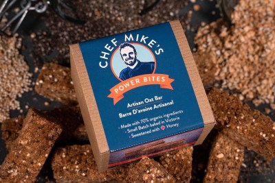 chef mikes new packaging