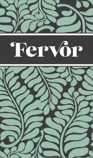 Front of Fervor business card