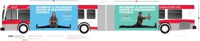 Buss Side for Calgary Seniors