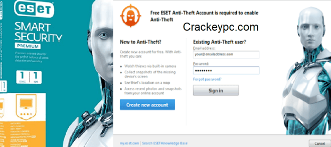 ESET Smart Security Premium Key