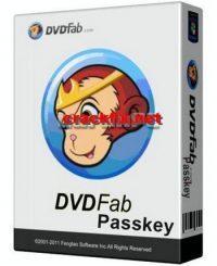 DVDFab Passkey Lite Crack 9.4 + Patch 2021 Download [Mac + Win]