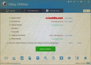 Glary Utilities Pro Crack 5.172.0.200 & Keygen Download [Updated 2021]