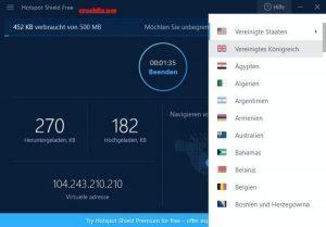Hotspot Shield 10.15.3 Crack + Registration Key Latest 2021 - [Updated]