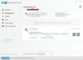 ESET NOD32 Antivirus 14.2.19.0 Crack & Registration Code [Mac + Win]