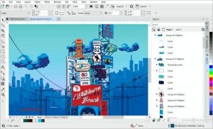 CorelDRAW 2022 Crack + Full Version Latest Download for Windows
