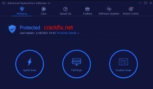 Advanced SystemCare Ultimate 14.4.0.184 Crack + Key [Latest] 2021