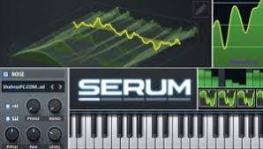 Serum VST CrackV3b5 Incl Serial Key(2021)Free Download