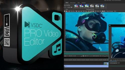 VSDC Video Editor Pro 6.7.0.289 Crack+Serial Key Free Download