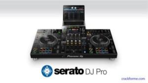 Serato DJ Pro 2.5.6 Crack+License Key[Latest 2021]Free Download
