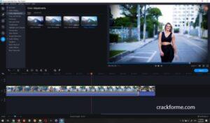 Movavi Video Editor 21.4.0 Crack + Activation Key(Mac&Win) Download